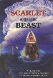 Scarlett and the Beast book cover
